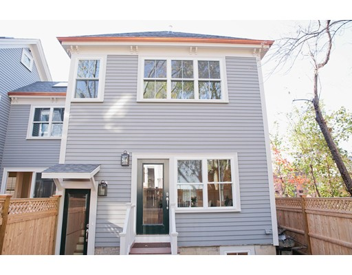 11 Flagg Street, Cambridge, MA 02138