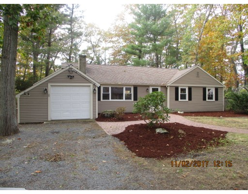312 COLONEL HUNT DR., Abington, MA