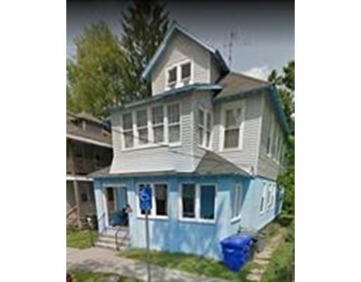 17 Carlisle Street, Springfield, MA 01109