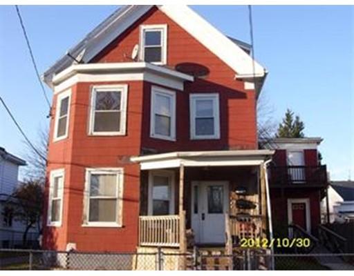 16 Garfield Street, Brockton, MA 02301