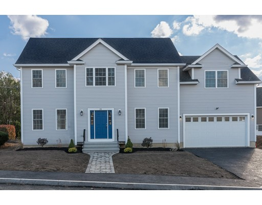 28 Hoover Avenue, Quincy, MA