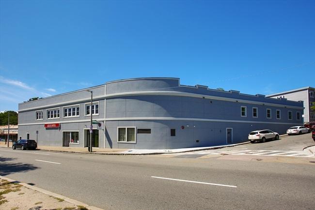 995 Blue Hill Avenue Boston MA 02124