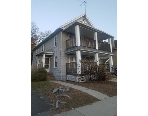 95 Edgewood Street, Springfield, MA 01109