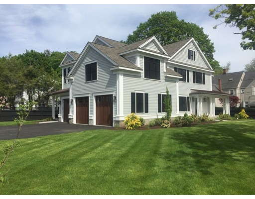 1 Harrington Road, Winchester, MA