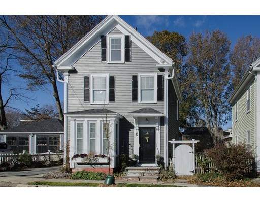 8 Carter Street, Newburyport, Ma