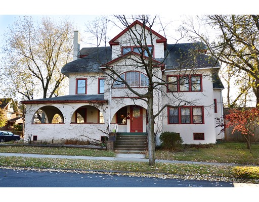 98 Forest Park Avenue, Springfield, MA 01108
