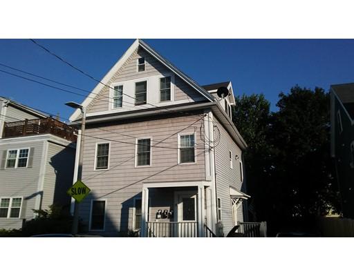 37 Fenton Street, Boston, MA 02122