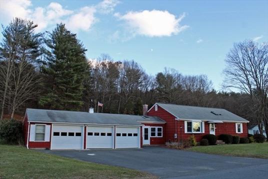 155 Bald Mountain Road, Bernardston, MA<br>$219,900.00<br>2 Acres, 3 Bedrooms