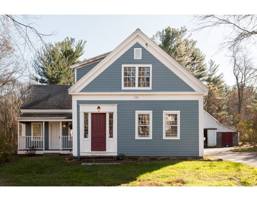 255 W Washington Street, Hanson, MA