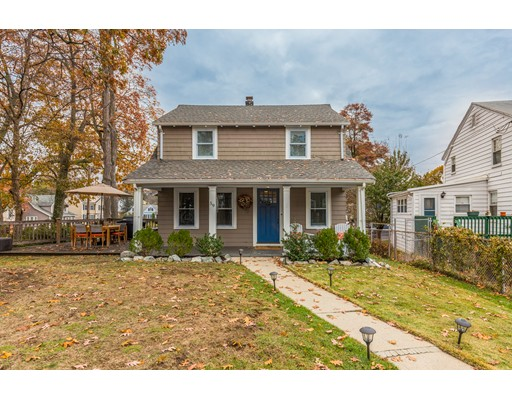 59 Stickney Road, Medford, MA