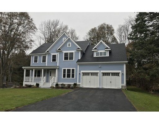 88 Bridge Street, Lexington, MA