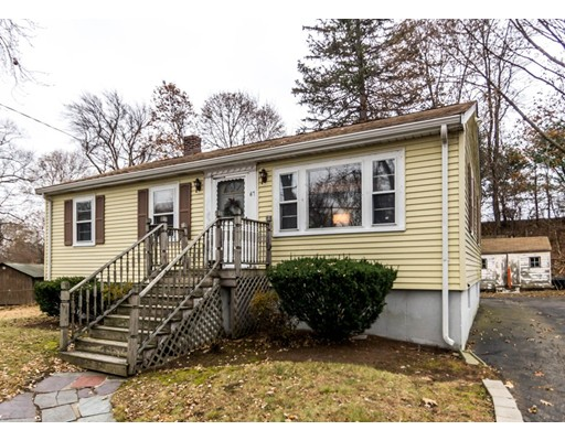 47 ALDERWOOD Road, Waltham, MA
