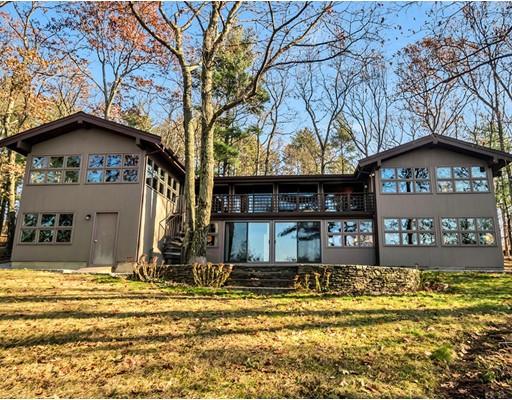 540 Annursnac Hill Road, Concord, MA