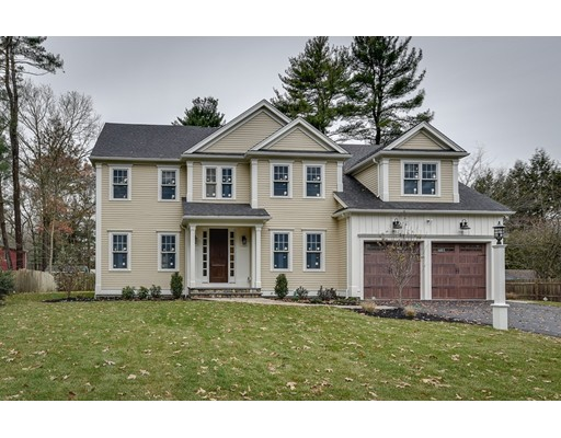 11 Marigold Avenue, Wellesley, MA