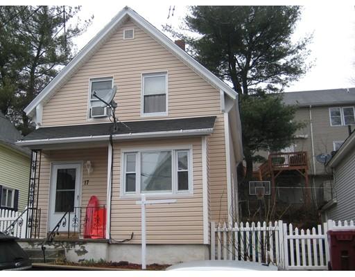 17 Arthur Street, Lowell, MA