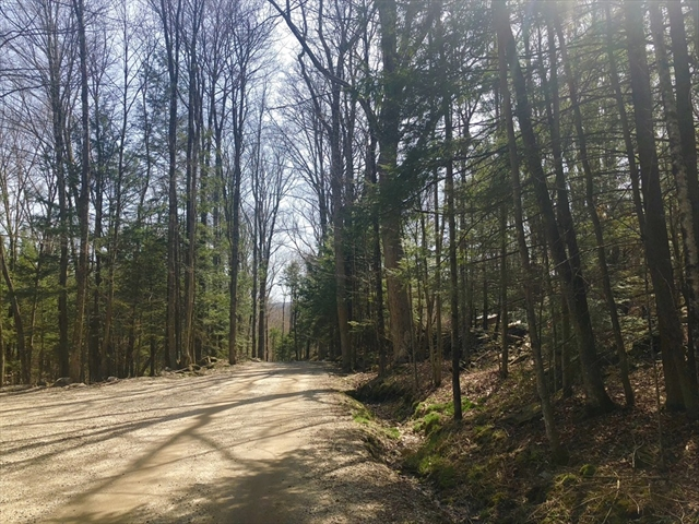 Mount Road Chesterfield MA 01026