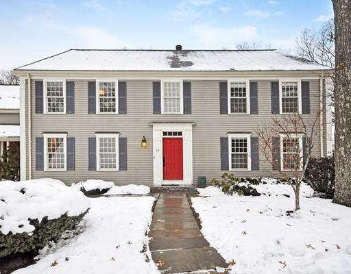 36 Center Village, Concord, MA 01742
