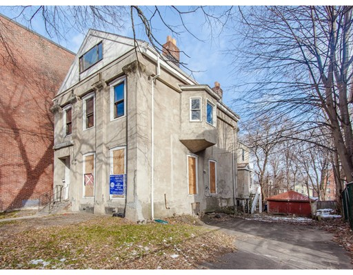 100 Mount Pleasant Avenue, Boston, MA 02119