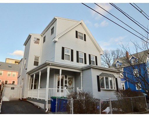 43 Berkeley Street, Somerville, MA 02143