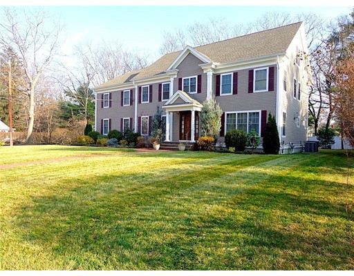 36 Normandy Road, Lexington, Ma 02421