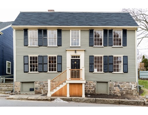 11 Washington Street, Marblehead, MA