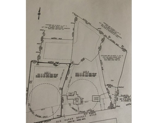 Lot 1 Old Oaken Bucket Road, Norwell, MA