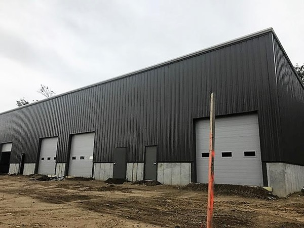 Highly visible state of the art work space !  This Route 6 Fairhaven location is ideal for a contractor, electrician , plumber, artisan who wants a clean ,modern well lighted industrial space close to major roads and highways ! This newly constructed  4 unit industrial building with warehouse garages. 2 interior spaces available!  Call today!