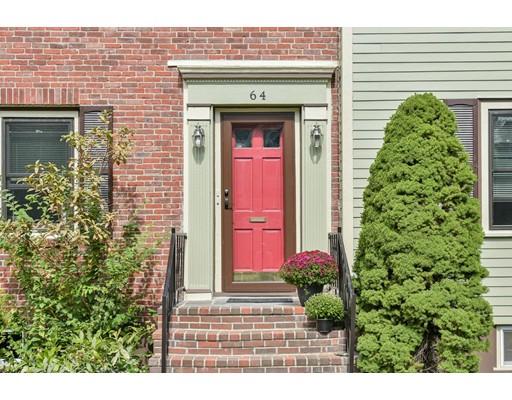 64 Ashland Street, Boston, MA 02122