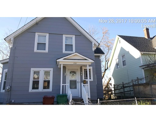 870 Lakeview Avenue, Lowell, MA
