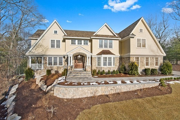 25 HOLLY CIRCLE, WESTON, MA 02493