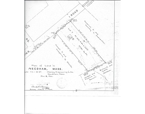 51 Pershing Road, Needham, MA
