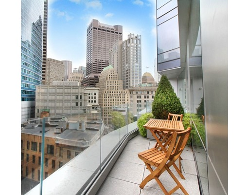 1 Franklin Street, Unit 1007, Boston, MA 02110