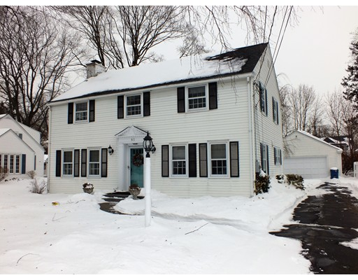 61 Harwich Road, West Springfield, MA