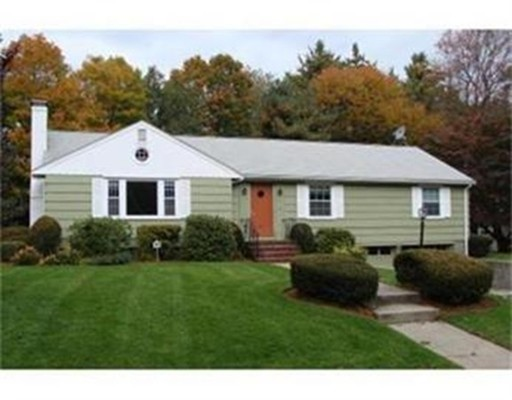 5 Diehl Road, Lexington, Ma 02420