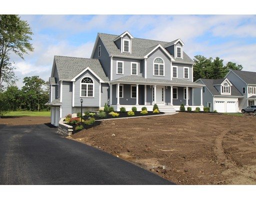 45 Cook Way, Abington, MA