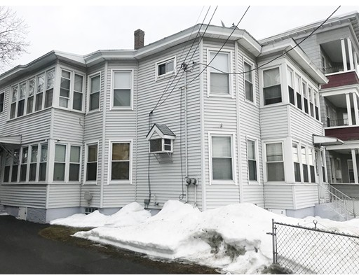 831 Lakeview Avenue, Lowell, Ma 01850