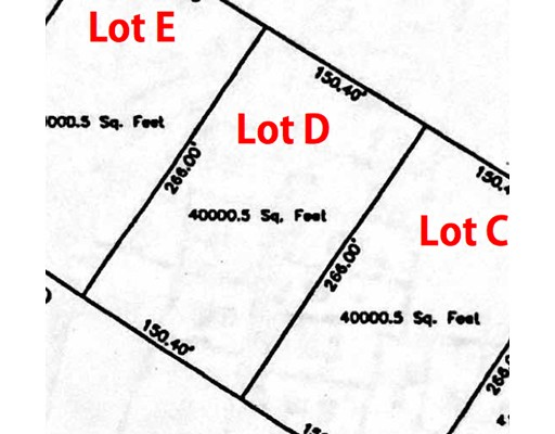 lot D Furrowtown Road, Westfield, MA