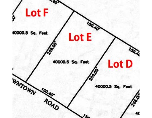 lot E Furrowtown Road, Westfield, MA