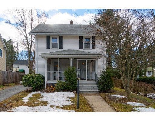 24 Brookside Avenue, Winchester, MA