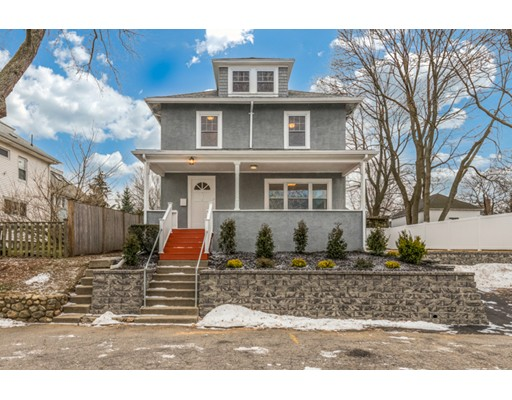 11 Ridge Road, Belmont, MA