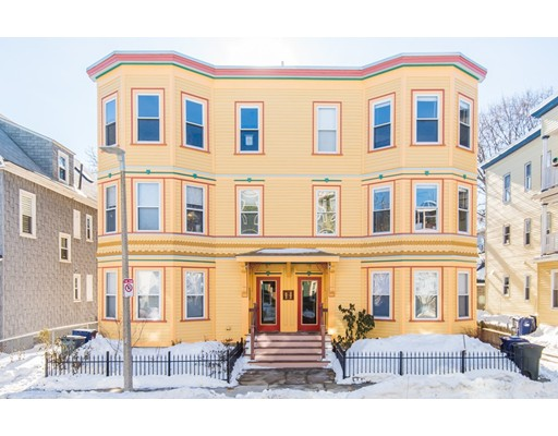 19 Hall Street, Unit 2, Boston, MA 02130