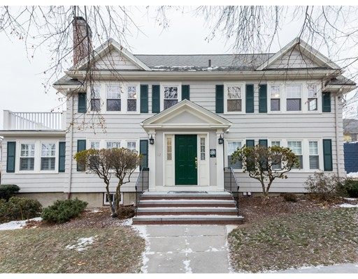 12 Flint Road, Watertown, MA 02472