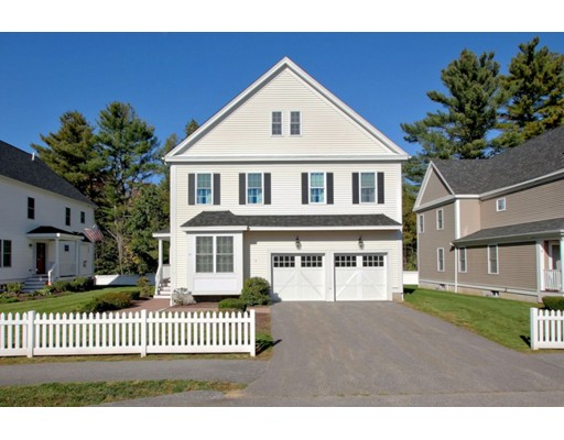 31 Golden Drive, Stow, MA 01775