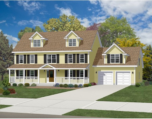 New Construction in desirable West Woburn on quiet cul de sac!!!  Exceptional quality in this 4 bedroom Custom Colonial with beautiful designer finishes with crown moldings, wainscoting, hardwood floors throughout.  Large granite kitchen with island opens to gas fireplaced familyroom.  Formal livingroom and diningroom.  Masterbedroom with 2 walk in closests and full bath with tiled shower and soaking tub.  Laundryroom on second floor with sink and lots of cabinets.   Heated attached 2 car garage.  Please do not walk on the property without the listing agent or builder.