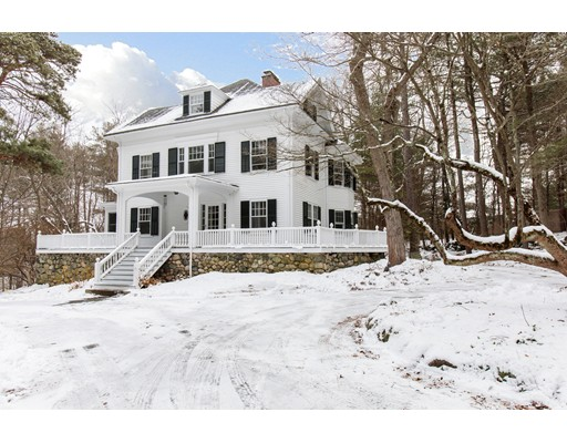 55 Coburn Road, Weston, MA