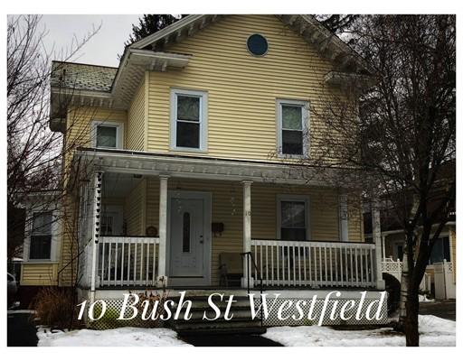 10 Bush Street, Westfield, MA