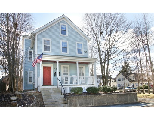 58 Barrows Street, Dedham, MA 02026