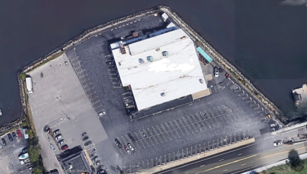 Prime waterfront site! Over 25,000 SF of retail, warehouse and office space with plenty of parking.  Flood Zone X - Moderate risk areas