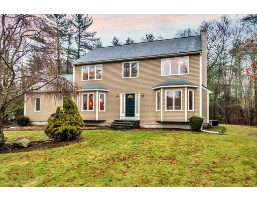 19 Canoe River Road, Easton, MA