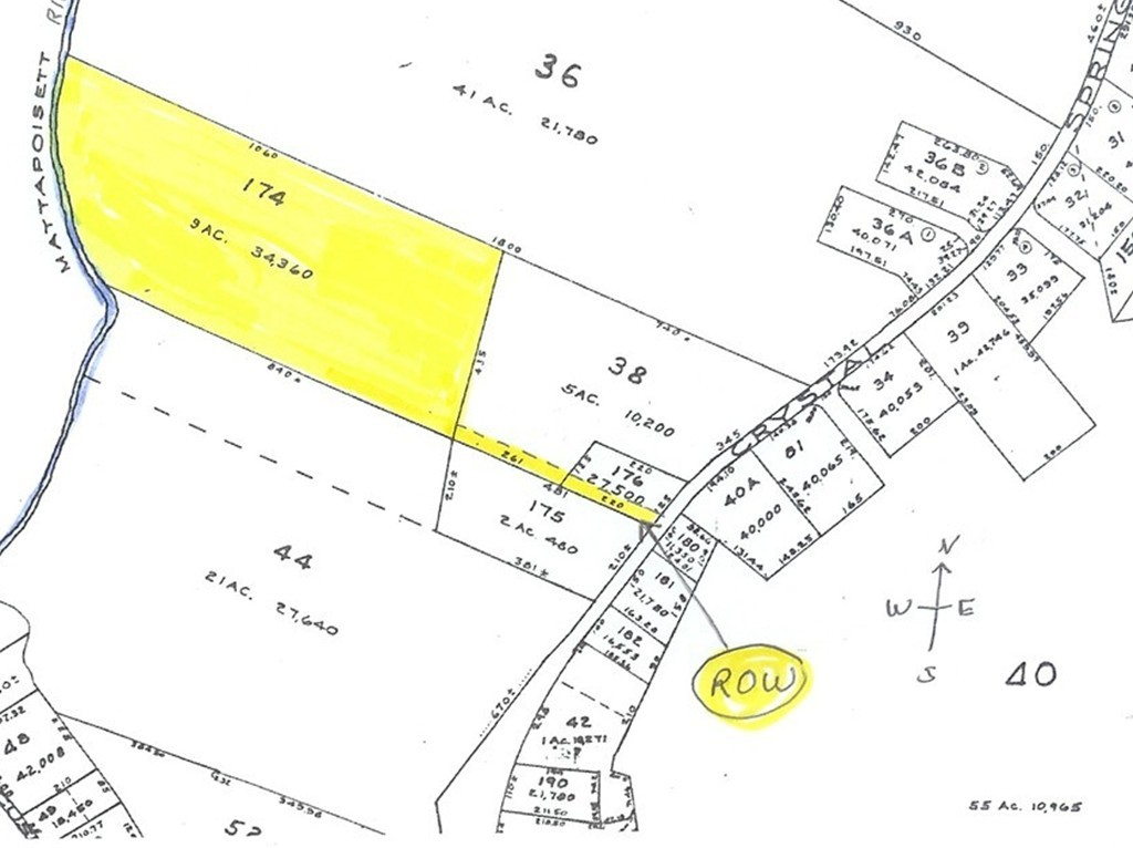 Suitable for one home site if you like privacy. deeded easment access over neighbor's land